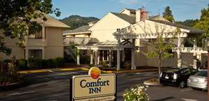 Comfort Inn Calistoga Hot Springs of the West