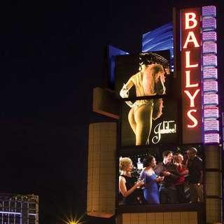 Lobby Bar at Bally's Las Vegas