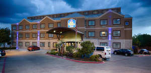 Best Western Plus Arlington North Hotel Suites