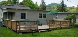 Lake George Diamond Cove Cottages Resort