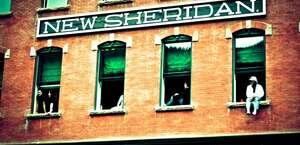New Sheridan Hotel & Chop House Restaurant