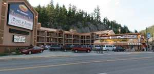 Mount Rushmore's Washington Inn & Suites