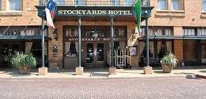 Stockyards Hotel Historic Stoc