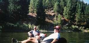Blackfoot River Tubing Vicinity