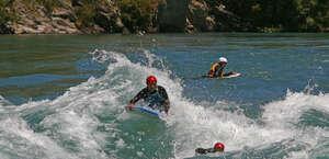 Serious Fun Riverboarding